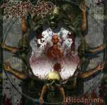 DEATH REALITY - bloodprints CD