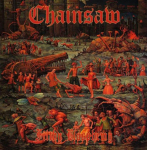 CHAINSAW - filthy blasphemy CD