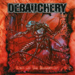DEBAUCHERY - rage of the bloodbeast CD