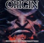ORIGIN - echoes of decimation CD