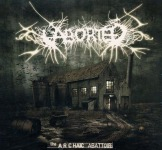 ABORTED - the archaic abattoir DigiCD