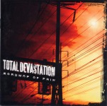 TOTAL DEVASTATION - roadmap of pain CD