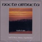 NOCTE OBDUCTA - nektar 2  seen, flüsse, tagebücher CD