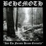 BEHEMOTH - and the forest dream eternally CD
