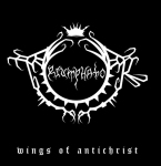 TRIUMPHATOR - wings of antichrist DigiCD