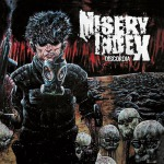 MISERY INDEX - discordia CD
