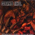 GRIND INC. - inhale the violence CD