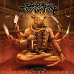 CATTLE DECAPITATION - karma bloody karma CD
