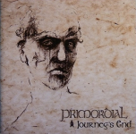 PRIMORDIAL - a journey`s end CD