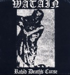 WATAIN - rabid death's curse CD