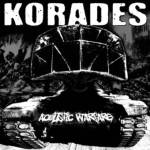KORADES - accoustic warfare DigiCD