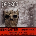 BENIGHTED - identisick CD+DVD