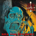 BLOOD FEAST - kill for pleasure / face fate CD