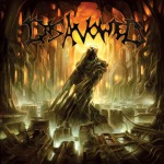 DISAVOWED - stagnated existence CD+Schuber