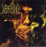 VISCERAL BLEEDING - absorbing the disarray CD+Schuber