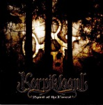 KORPIKLAANI - spirit of the forest CD