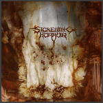 SICKENING HORROR - when landscapes bled backwards CD