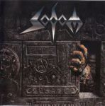 SODOM - better off dead CD