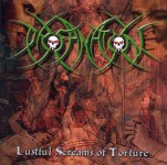 PROFANATION - lustful screams of torture CD