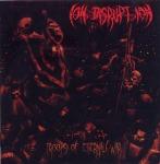 ION DISRUPTION - troops of eternal war CD