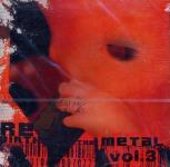 V.A. REBIRTH OF METAL - sampler vol.3 CD