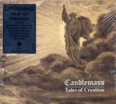 CANDLEMASS - tales of creation DCD+Schuber