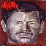 DIVINE PUSTULENCE - human monsters CD