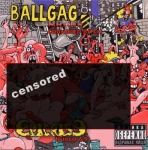 EPICRISE / BALLGAG - split CD