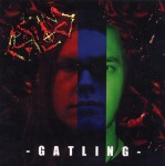 GATLING - same CD-R