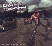 RAICES TORCIDAS - digital metal flesh DigiCD+DVD