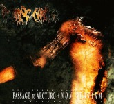 ROTTING CHRIST - passage to arcturo / non serviam DCD