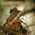 ALESTORM - captain morgans revenge CD