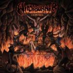 WITCHBURNER - demons CD
