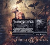 FORESHADOWING, THE - day of nothing CD+Schuber