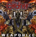 ORDHER, THE - weaponize  CD