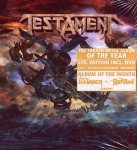 TESTAMENT - the formation of damnation Lim.DigiCD+DVD