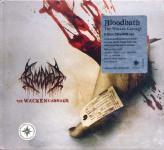 BLOODBATH - the wacken carnage CD Schuber+DVD