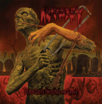 AUTOPSY - tourniquets, hacksaws and graves CD+Schuber