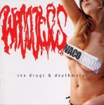 WACO JESUS - sex,drugs & death metal CD