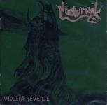 NOCTURNAL - violent revenge CD
