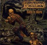 FLESHLESS - hate is born CD