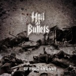 HAIL OF BULLETS - ...of frost and war CD