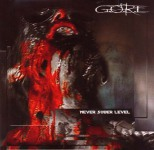 GORE - never sober level CD