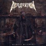 DEFLORATION - necrotic nightmares CD