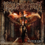 CRADLE OF FILTH - the manticore and other horrors CD+Schuber