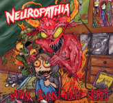 NEUROPATHIA - satan owns your stereo CD