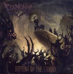 EGEMONY - baptism of the unborn CD