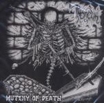 THRONEUM - mutiny of death CD