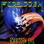 FORBIDDEN - forbidden evil CD
