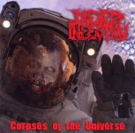 DEAD INFECTION - corpses of the universe MCD